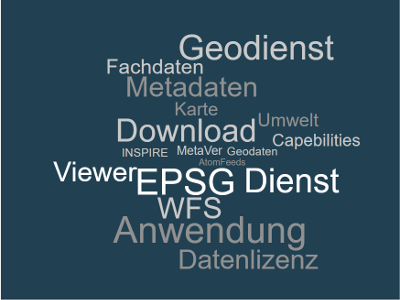 Linkbanner Geoinformationen
